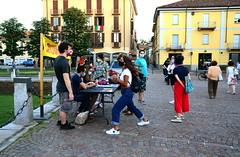 RESTATE IN CITTA' - SERATA CINEMA - RAFFAELLO IL PRINCIPE DELLE ARTI -  12 LUGLIO 2020 Foto A. Artusa