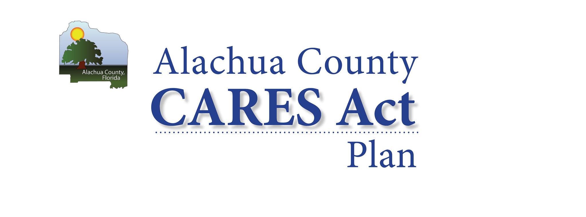 Alachua County CARES Act Plan
