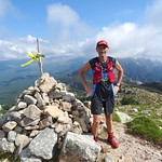 "Diaporama ""Trail Cavu 19/07/20 - Passage au Monte Calva (Poste 14)"""