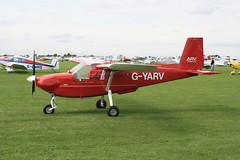 G-YARV ARV ARV-1 Super 2 [PFA 152-11127] Sywell 300819