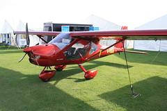 G-VXXN Aeroprakt A.32 [LAA 411-15580] Sywell 310819