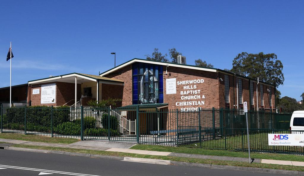 Sherwood Hills Baptist Church, Bradbury, Sydney, NSW.