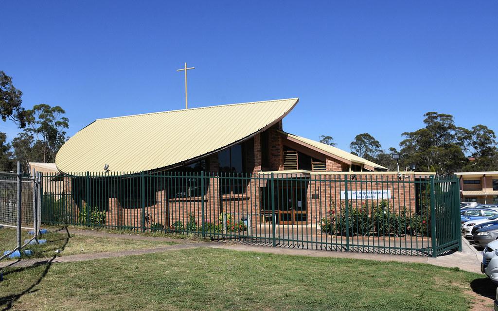 Our Lady of Christians Catholic Church, Rosemeadow, Sydney, NSW.