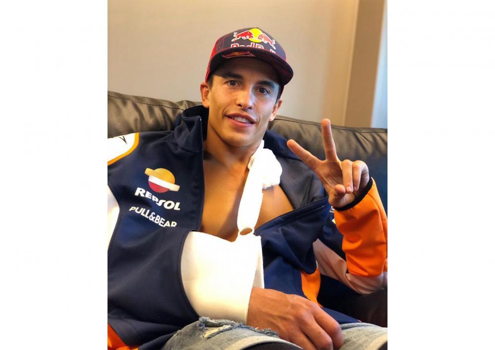 Marquez Surgery 2020