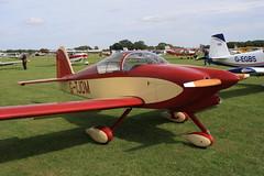 G-TJDM Vans RV-6A [PFA 181A-13370] Sywell 300819