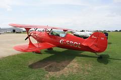 G-SBOL Steen Skybolt [PFA 064-14453] Sywell 300819
