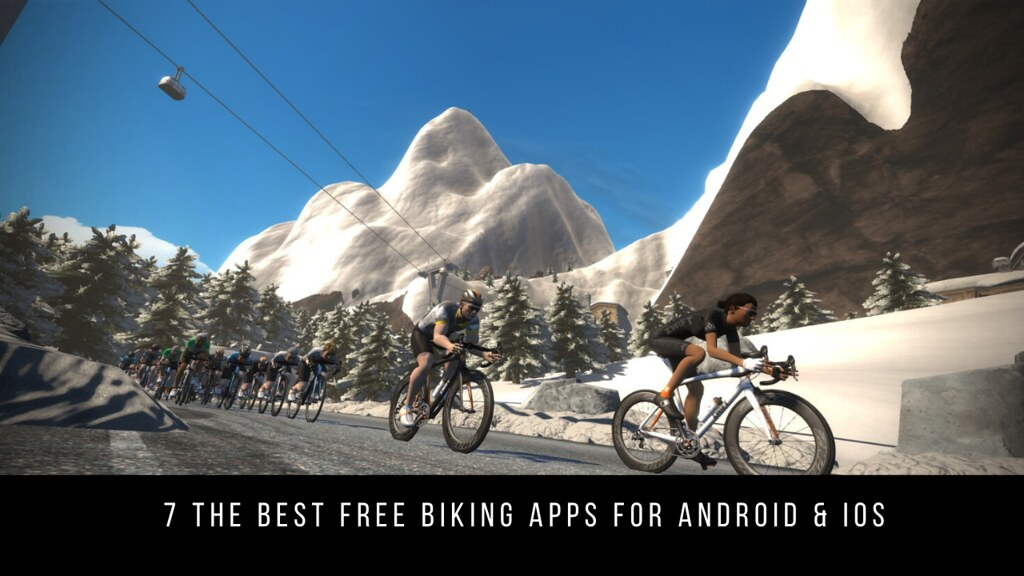 7 The Best Free Biking Apps For Android & iOS
