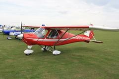 G-OVLA Ikarus Comco C-42 [PFA 322-14028] Sywell 300819
