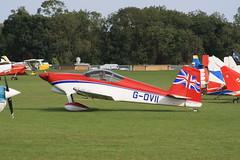 G-OVII Vans RV-7 [PFA 323-14100] Sywell 300819