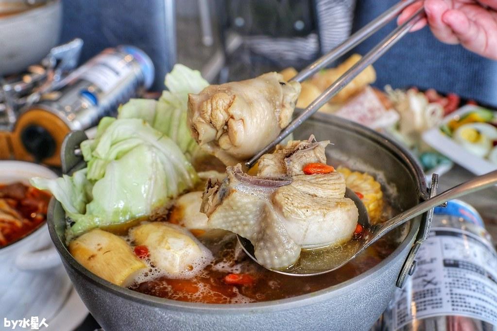 台中麻油雞