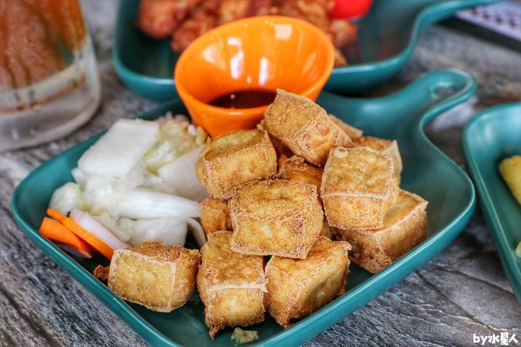 黃金炸豆腐