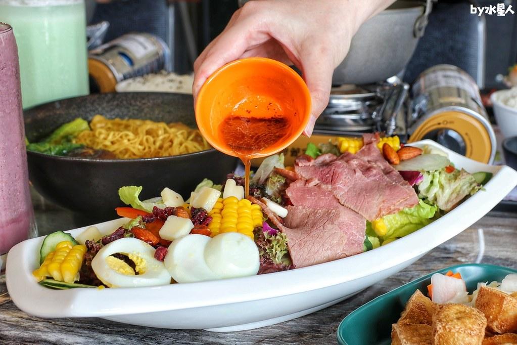 台中生菜沙拉