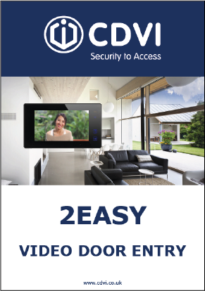 2EASY Video Entry Brochure Download