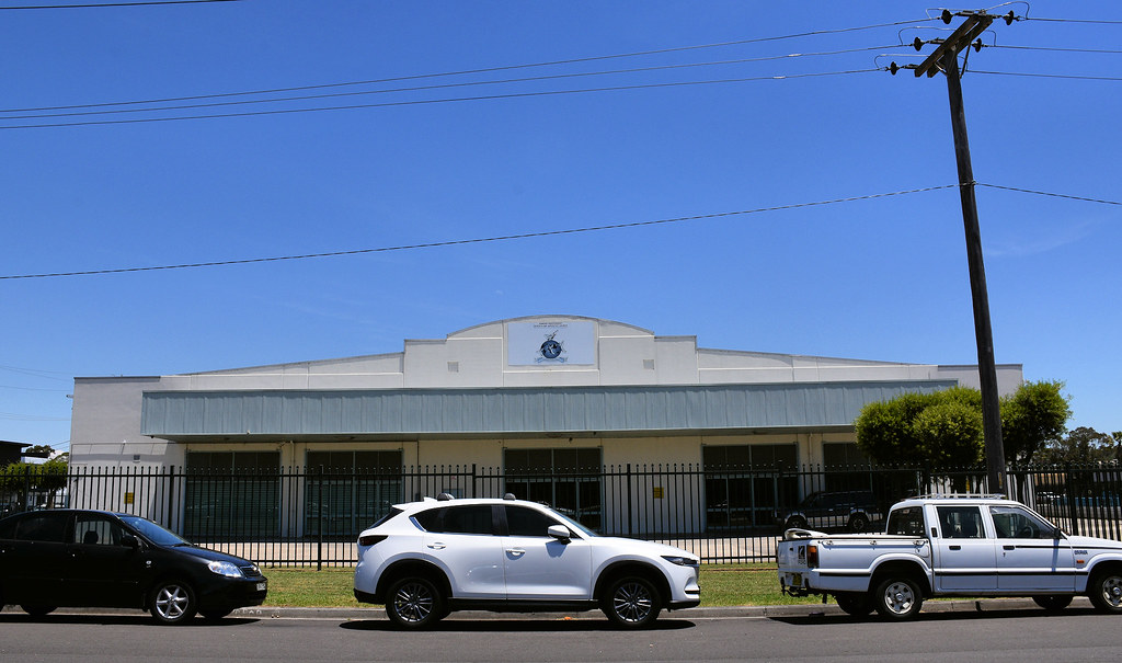 Samoan Independent SDA, Minto, Sydney, NSW.