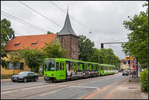 10-07-2020 Üstra TW6000 6228, Hannover - Sutelstrasse | Flickr