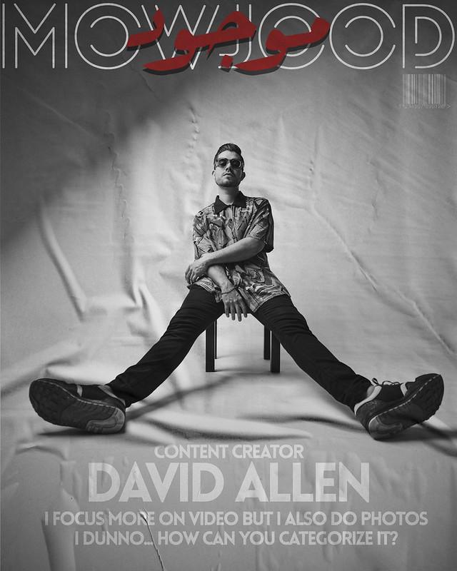 Mowjood - David Allen