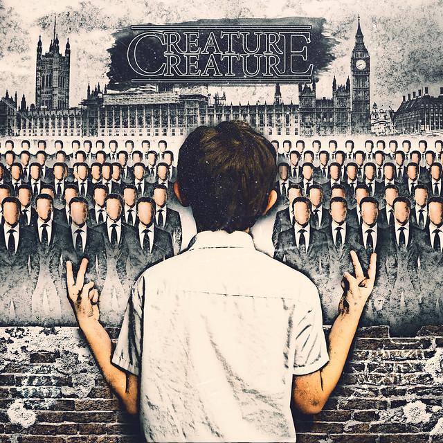 Two Finger Tantrum by Creature Creature Album Art