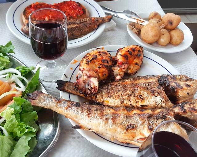 Restaurante Vela 2 en el Algarve de Portugal
