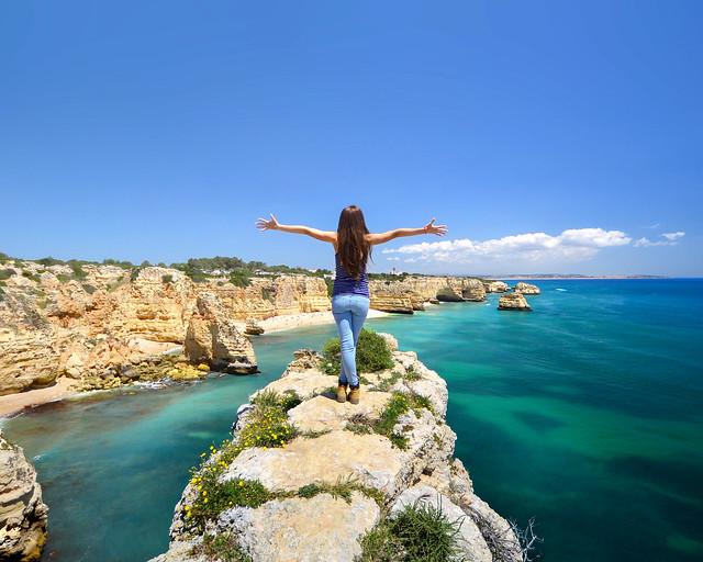 Ruta de los Siete Valles Colgantes, una de las cosas que ver en el Algarve