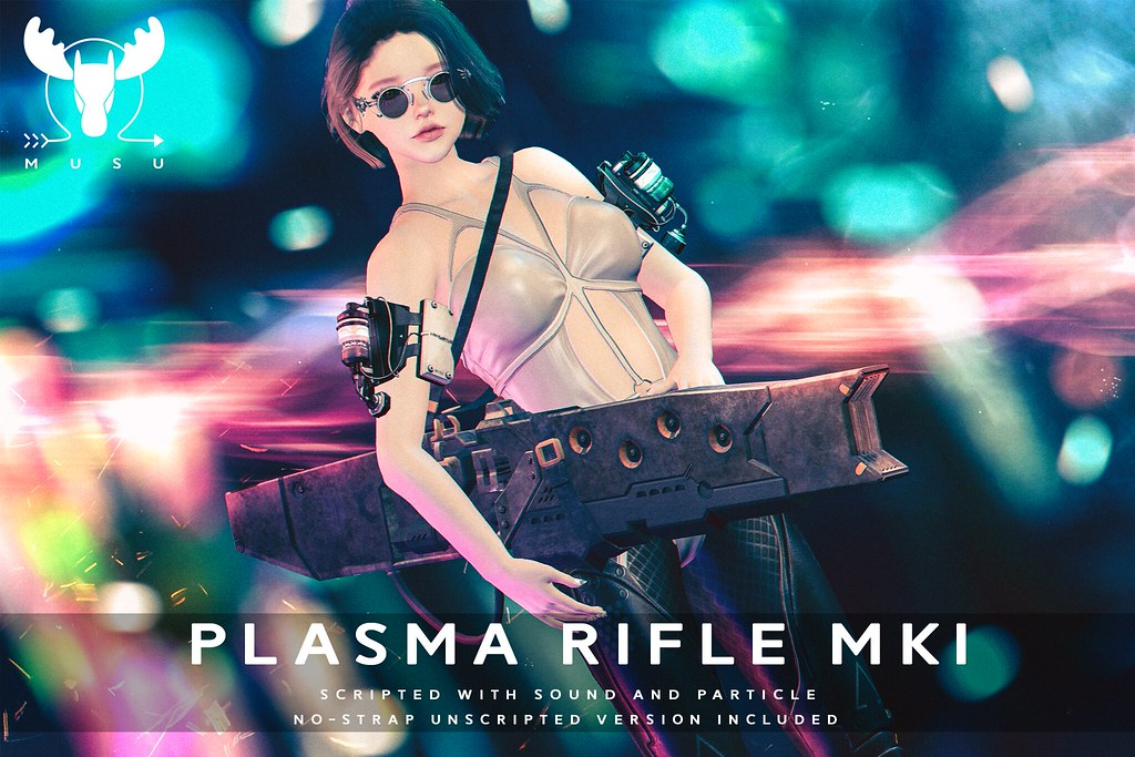 -MUSU- Plasma Rifle Mk1