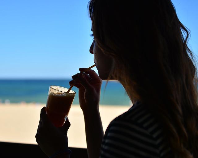 Chiringuito en el Algarve