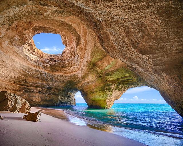 Uno de los lugares más increibles que ver en el Algarve portugués