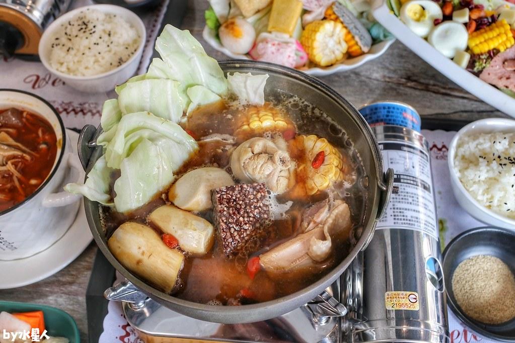 台中麻油雞火鍋