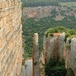 Qalaat Salah al-Din (Citadel of Saladin) c.975 Byzantine Moat Pinnacle Franks (6e)