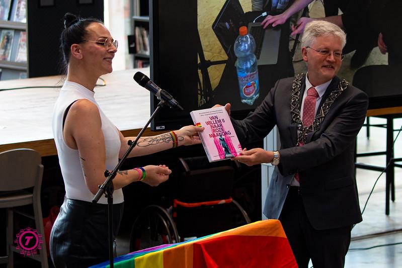 Presentatie van het boek Van Willem II naar Roze Maandag | Maandag 20 Juli 2020