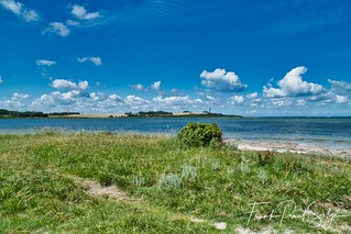 Beautiful Dalby Huse Beach | by frankps