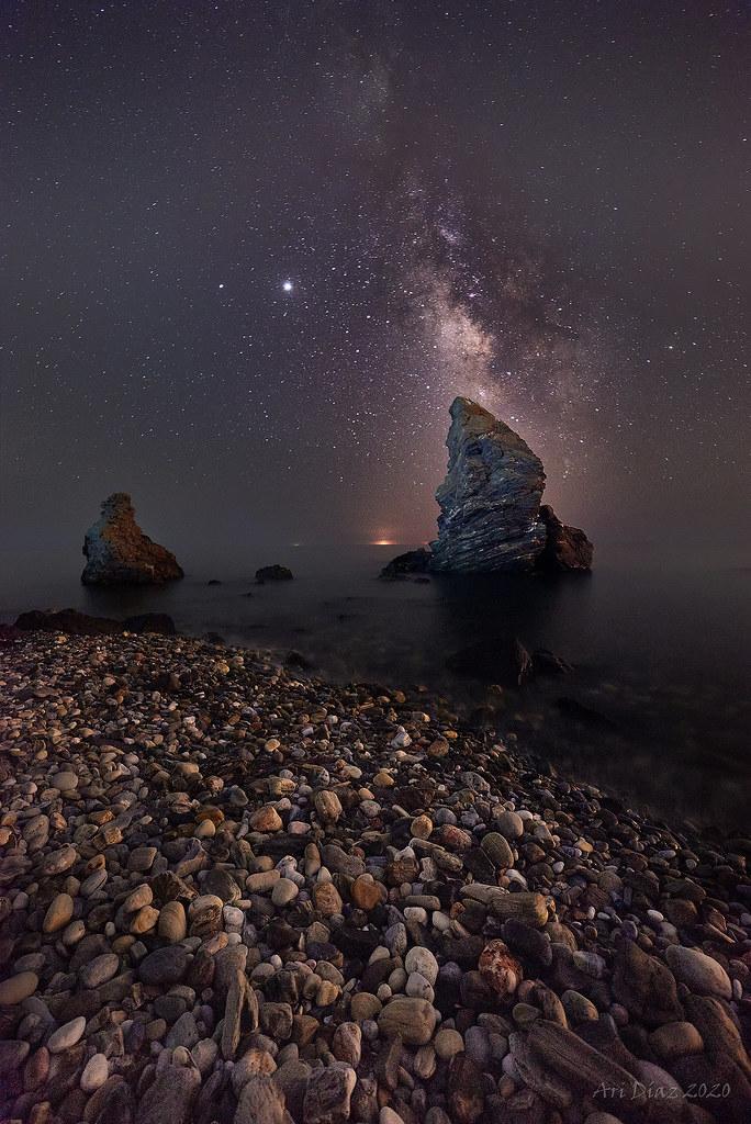 Agusto bajo las estrellas