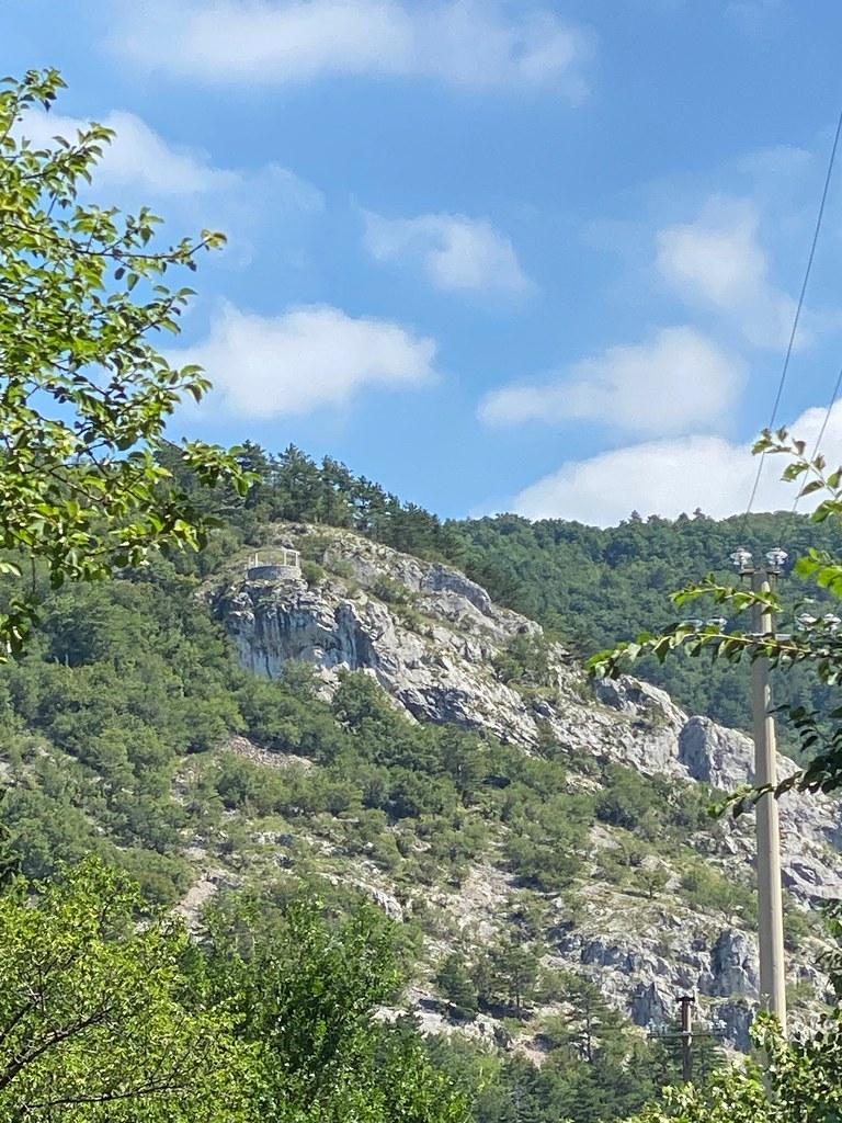 Vedetta di Mocco - Val Rosandra