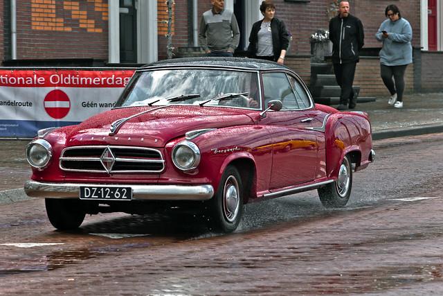 Borgward Isabella Coupé 1959* (8551)