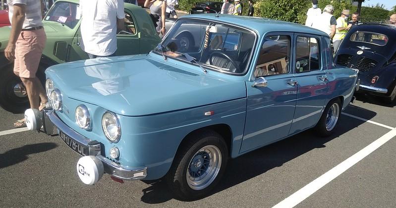 Renault 8S 1970 équipée rallyes de régularité 50133782182_c9b9d828e3_c