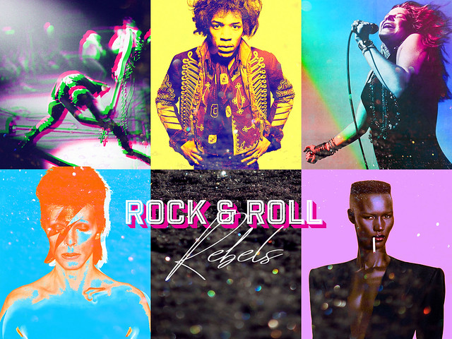 Preorder: Rock & Roll Rebels – Festive Yarn Box 2020