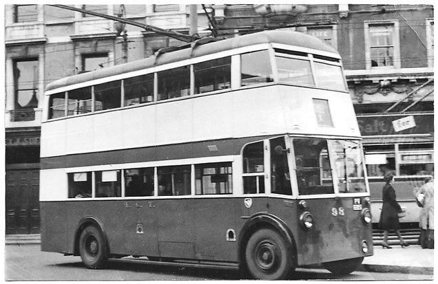 Ipswich trolley No. 98