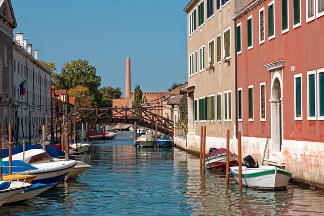 Venice /  Giudecca / Rio delle Convertite