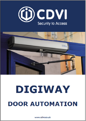 DIGIWAY Door Automation Brochure Download