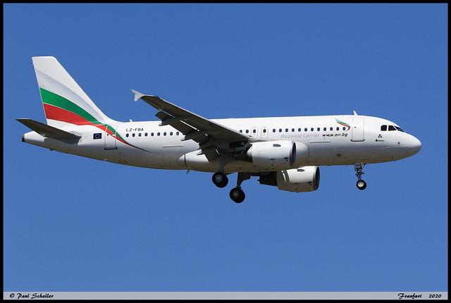 AIRBUS A319 112