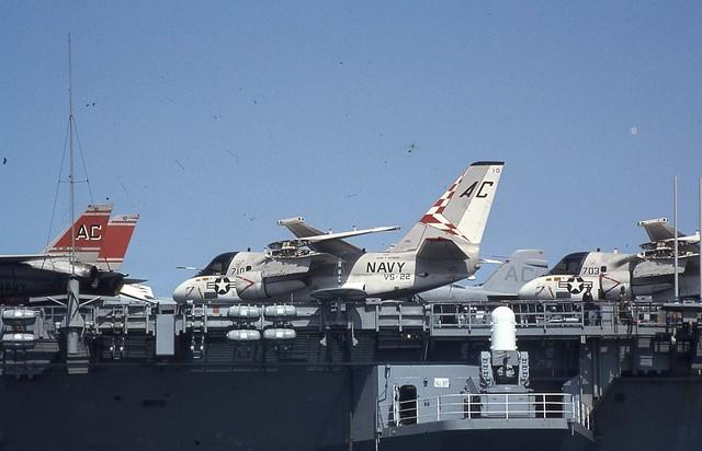 160138 Lockheed S-3B US Navy