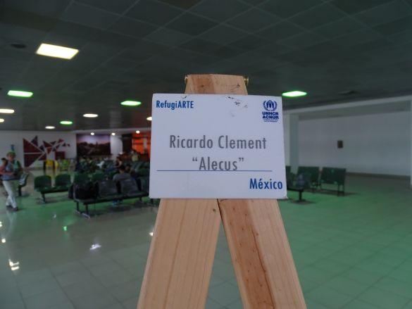 DSC01295RefugiArteUNHCRRicardoClementAlecusMexico