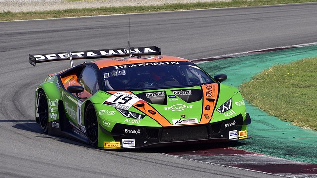 Lamborghini Huracan GT3 / Lucas Mauron / CHE / Gerhard Tweraser / AUT / Arno Santamato / FRA / GRT Grasser Racing Team