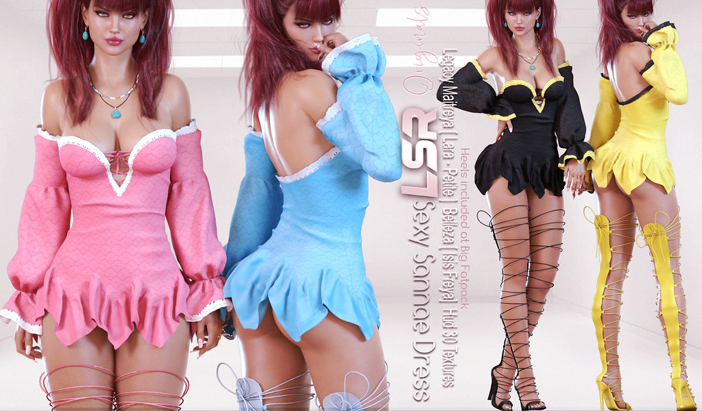 Sexy Sannae Dress