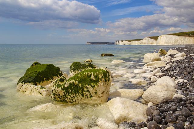 Beachy Head rocks