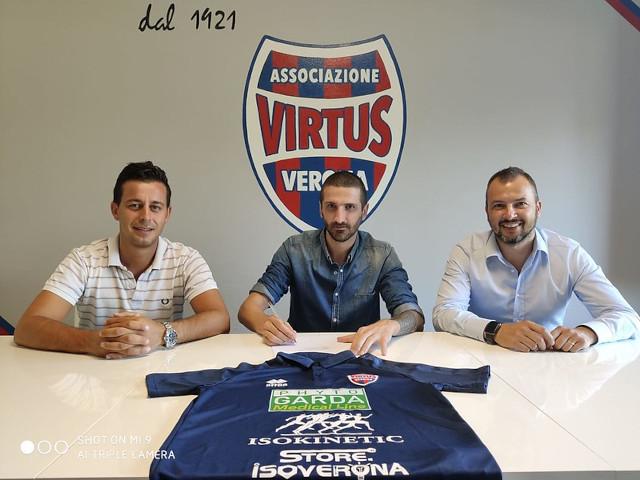 Alessandro Gamberini nuovo viceallenatore della Virtus