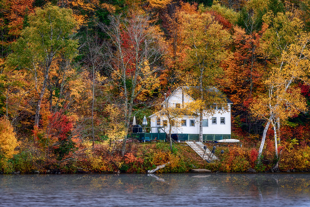 The Vermont in Autumn