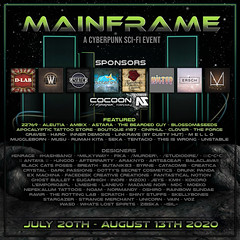 Mainframe Event - Now OPEN!