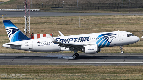 Egyptair A320-251N msn 10064 F-WWDN | by dn280tls