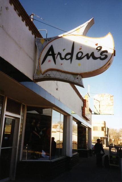 Arden's Albuquerque NM January 1990