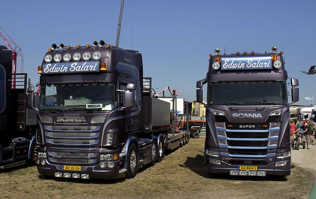 Scania R II Topline & S NextGen